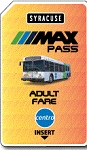 SYRACUSE MAX PASS ADULT FARE